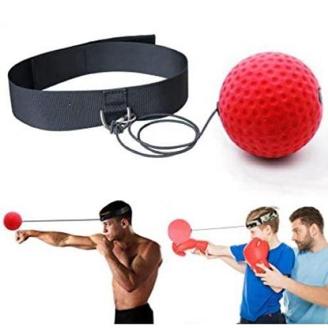 Мячик для бокса для ребенка Научит тебя драться