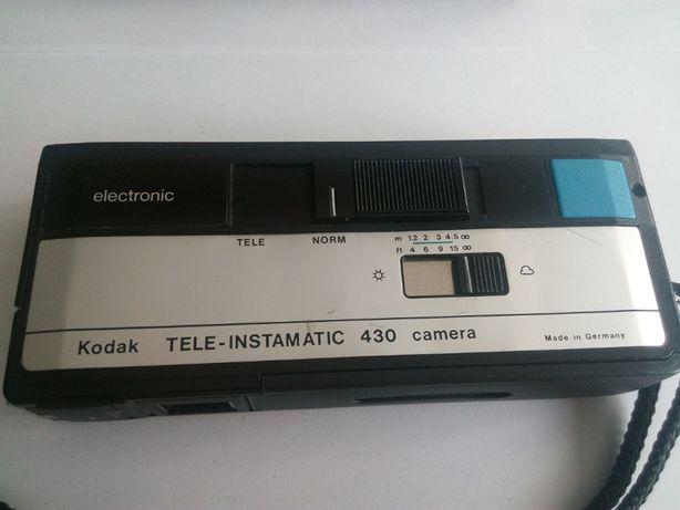 Maquina fotográfica Kodak Tele-Instamatic 430