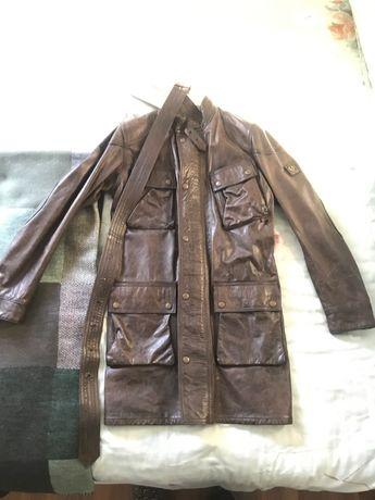 Женская кожаная куртка Belstaff