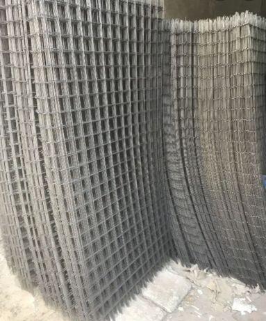 Сетка кладочая 100х100 2.2мм 2х1 55грн/шт