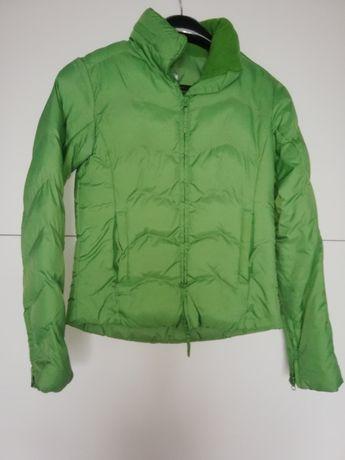 Kurtka zielona sportowa Orsay, lekka