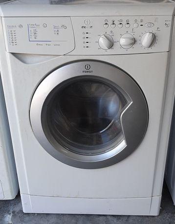 Máquina de lavar roupa indesit 6kg