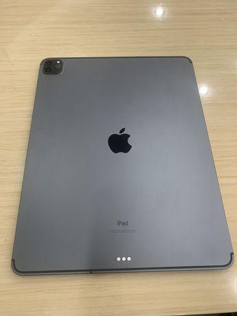 Ipad pro 12,9 2020 grey 128gb LTE+apple pencil+smart cover