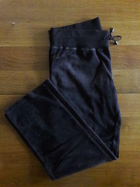 Obniżka - Komfort spodnie czekolada Kapp Ahl XLNT, Plus Size r 44 - 46