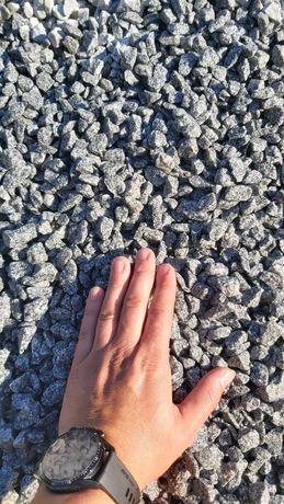 Kruszywo granitowe ozdobne  8-16mm.      16-22mm