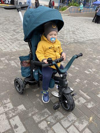 Kindercraft Easyteist трехколесныый велосипед