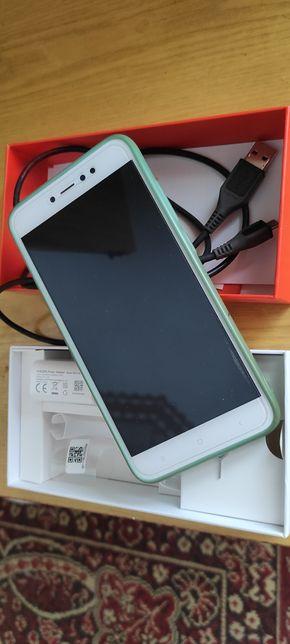Продам Xiaomi Redmi Note 5A Prime 3/32gb Европеец + павербанк+наушники