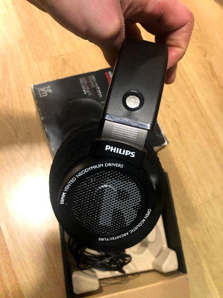 Philips SHP9500 Słuchawki nauszne