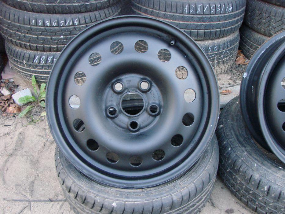 "Felgi Stalowe 16"" VW Sharan Seat Alhambra Ford Galaxy 5x112 ET53 6J ! Ostrów Mazowiecka - image 1"
