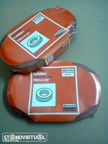 filtros ar ford escort fiesta orion 1600 EFA248