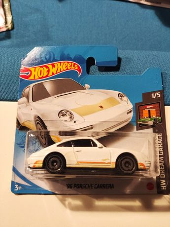 Hot Wheels Porsche Carrera 96 nowy