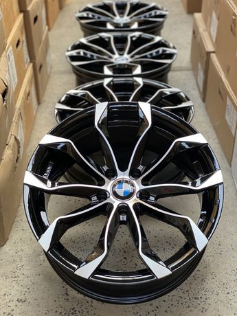 Диски Новие R19/5/120 BMW 5 F10 7 X3 X5 E53 E70 F15 X6 в Наличии