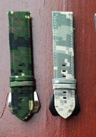 Pasek kamufaż 22 mm, camo, camouflage, nylon