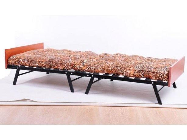 Кровать-раскладушка на ламелях