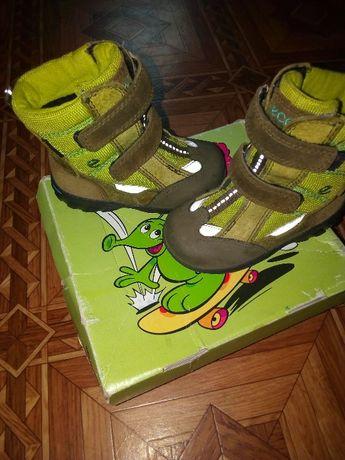 Термо ботинки,сапоги,сапожки.Ecco.