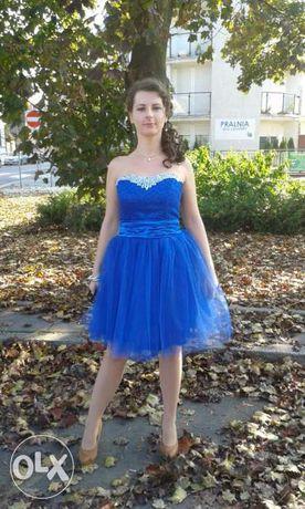 sukienka balerina chabrowa 38-40 M-L