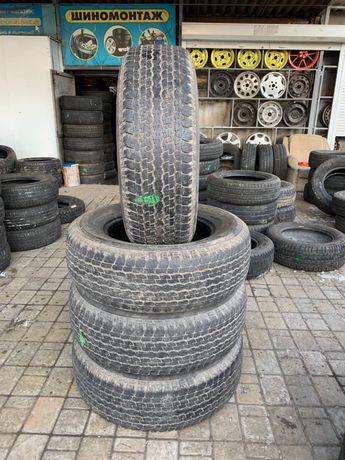 Автошины резина колёса 265/65R17 Bridgestone Dueler H/T. ПАРА.