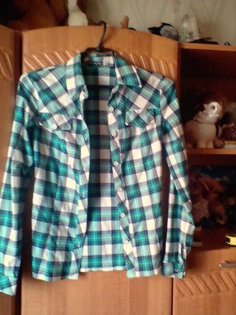 рубашка на девочку9-11лет.40р.600руб.