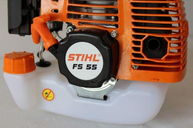 В срочной продаже! Бензокоса-газонокосилка Штіль fs55 от Польша.