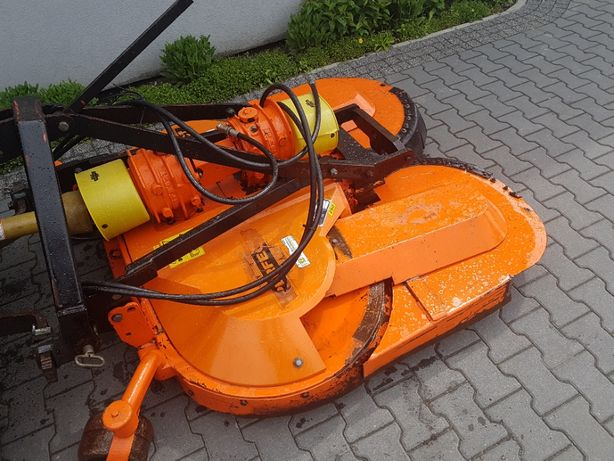 PERFECT DR-250 Kosiarka sadownicza rozkładana hydraulicznie