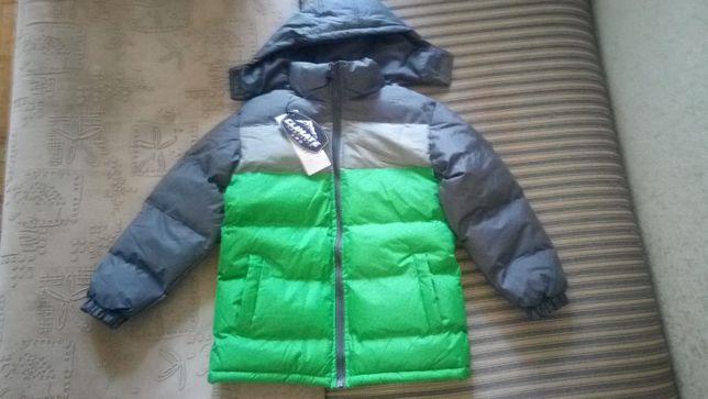Демисезонная куртка Climate из Сша на 6-7 лет