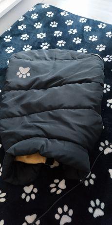 Kurtka  dla psa zimowa r.m