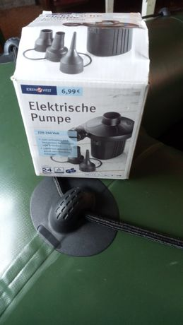 Продам помпу електричну (електричний насос, компресор)