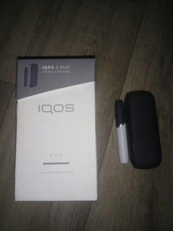 Iqos 3 duo с коробкой