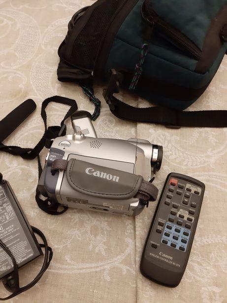 Camara de filmar Canon