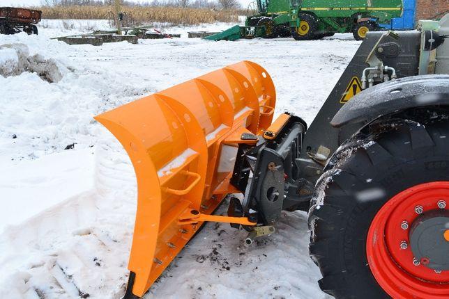 Отвал для снега на погрузчики (снегоуборочный отвал лопата). Новый