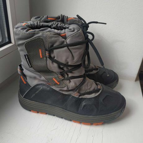 Зимние ботинки Adidas 35р. (22 см.)