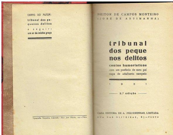 11679  Tribunal dos pequenos delitos – Contos humoristicos