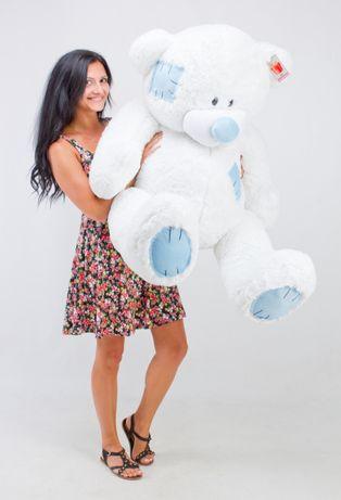 Плюшевый мишка Гриша 50-250 см, мягкая игрушка, по доступным ценам
