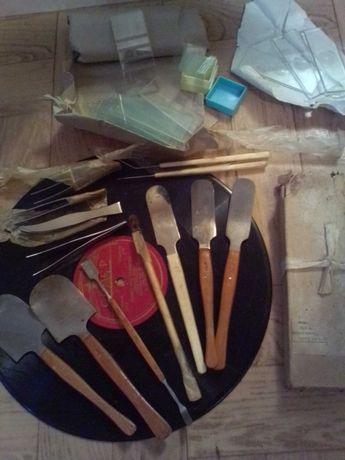 микроскопа набор: стекла предметные , покровные, инструментарий...