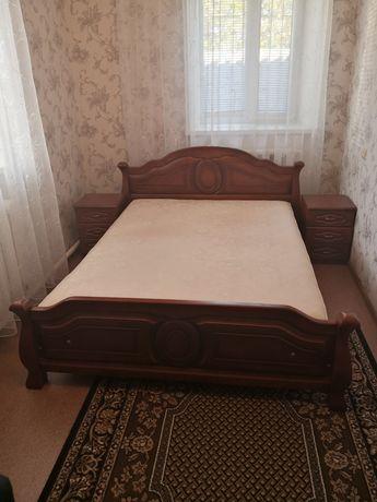 Кровать с матрасом 145*200