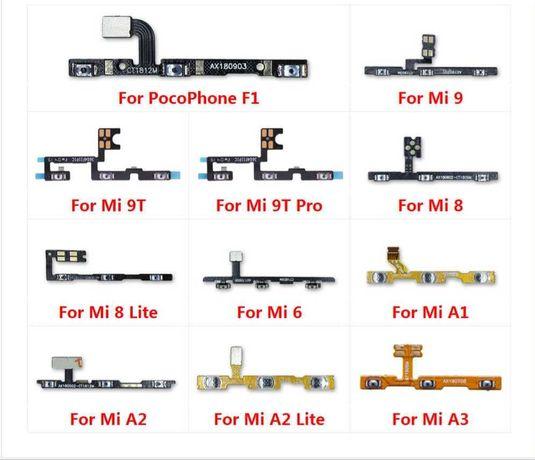 Xiaomi flex power on volume vários modelos