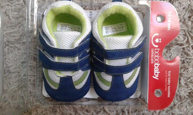Взуття для хлопчика 12-18м
