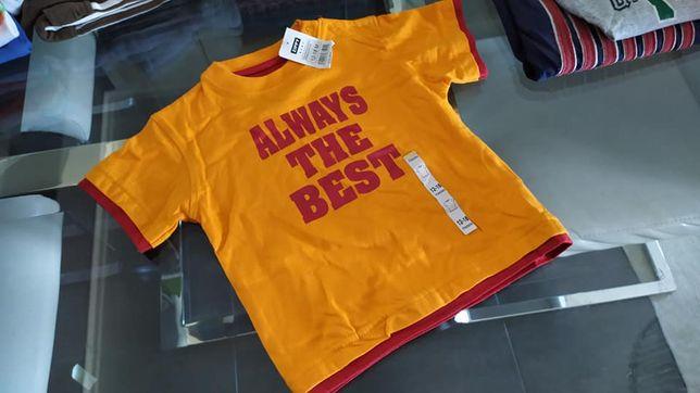 NOVA t-shirt para 12/18 meses ZIPPY