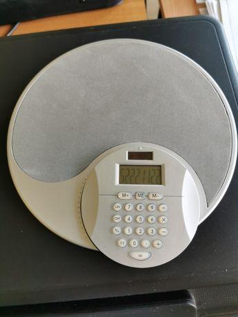 Podkładka pod myszkę, kalkulator