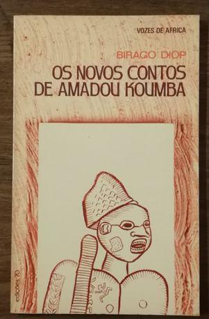 os novos contos de amadou koumba, birago diop, vozes de áfrica