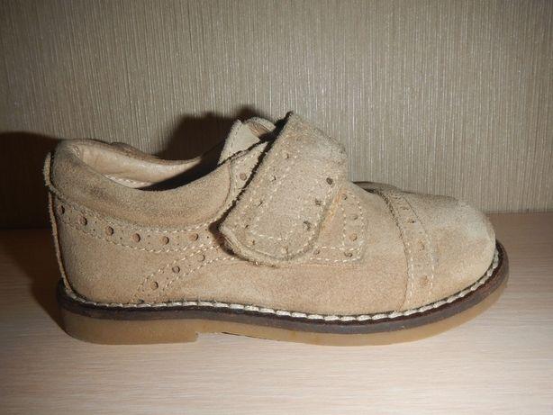 Кожаные туфли Kids seaside р.23(14см)