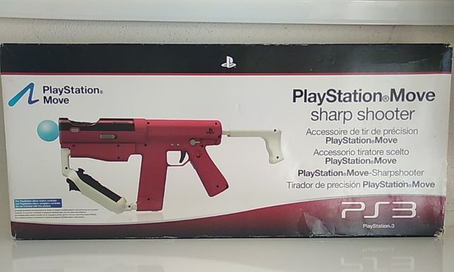 Sharp shooter PlayStation Move PS3