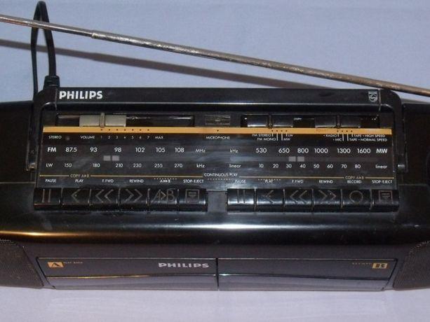 Radiomagnetofon Philps