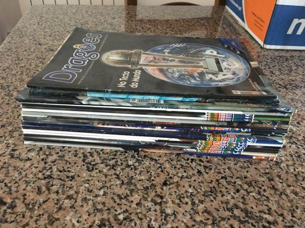 Coleção de revistas do futebol clube do Porto