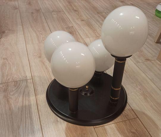 Lampa sufitowa i lampka biurkowa - komplet