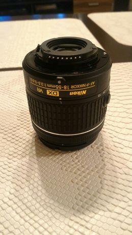 Obiektyw Nikon,Nikkor AF-P DX 18-55 F3.5-5.6 G VR
