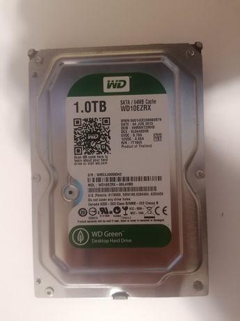 Продам жёсткий диск на 1Тб(1000Гб),винчестер, HDD