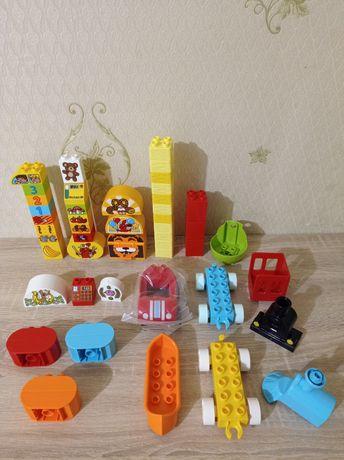 Лего дупло, новые машины, оригинал Lego duplo