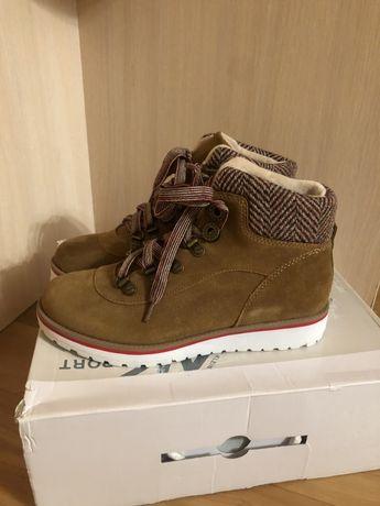 Зимние ботинки Anne Klein Sport, по стельке 25 см (наш 37-37,5)ц 1500