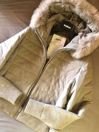 Продам женскую куртку весна/осень Baldinini